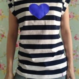 Pískací tričko pro holky (náhled)