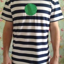 Pískací tričko pro kluky (náhled)