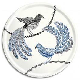 Podnos s ptáčky (náhled)