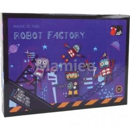 Robotí puzzle (náhled)