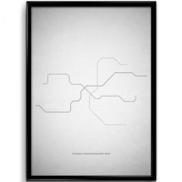 Metro na zeď (náhled)