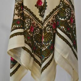 Kašmírový šátek (náhled)