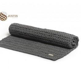 Háčkovaný koberec- obdelník (náhled)