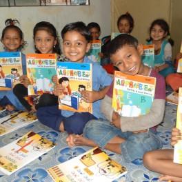 Učebnice a školní pomůcky pro 1 školáka na měsíc (náhled)
