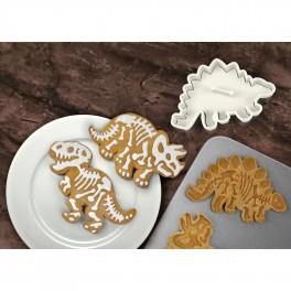 Dinosauří sušenky (náhled)