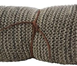 Pletený pléd (náhled)
