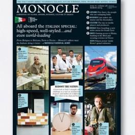 Monocle magazín (náhled)