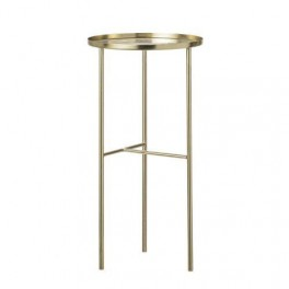 Kovový stoleček (náhled)