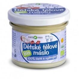 Dětské máslo (náhled)