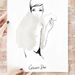 Ilustrace Garance Doré (náhled)