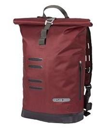 Vodotěsný batoh červený (náhled)