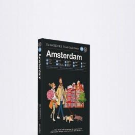 Kniha Amsterdam (náhled)