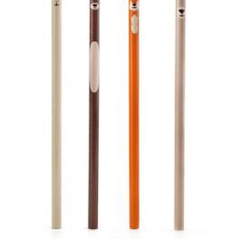Sada čtyř tužek s motivy lesních zvířat Kikkerla (náhled)