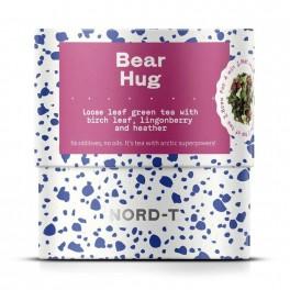 S medvědem na bio čaj (náhled)