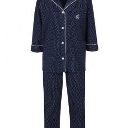 Pyžamo pro babičku i vnučku (náhled)