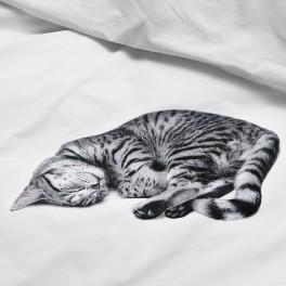 Povlečení s kočičkou (náhled)