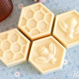 Medové mýdlo (náhled)