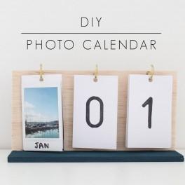 Kalendář s fotkama (náhled)