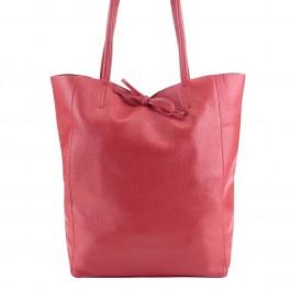Červený shopper (náhled)