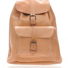 Kožený batoh Dimitri. (náhled)