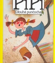 Knížka Pipi Dlouhá punčocha (náhled)