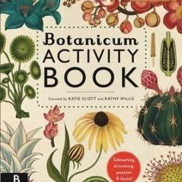 Botanicum Activity Book (náhled)