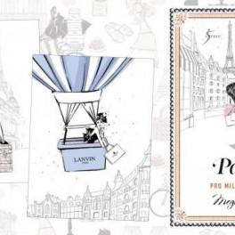 Paříž + móda = ♥ (náhled)