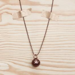 Měděný náhrdelník (náhled)