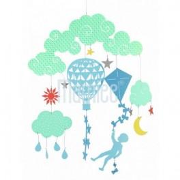 V oblacích (náhled)