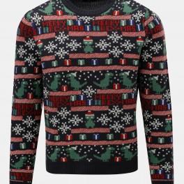 Vánoční svetr (náhled)
