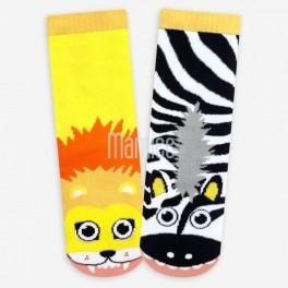 Zebrolví ponožky (náhled)