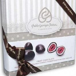 Maliny v čokoládě (náhled)