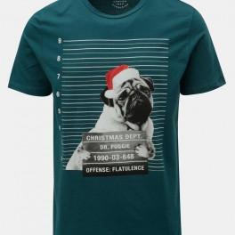 Vánoční triko (náhled)