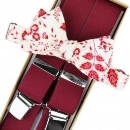Motýlkový balíček- červený (náhled)