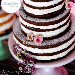 Svatební dort (náhled)