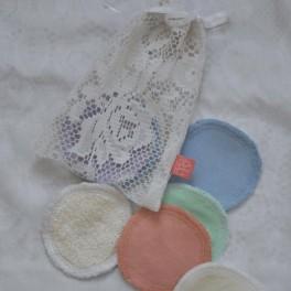 Pratelné odličovací tampony (náhled)