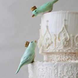 Ptáčci na dort (náhled)