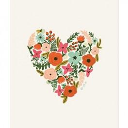 Plakát Floral Heart (náhled)
