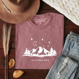 Cestovatelské triko (náhled)