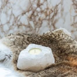 Harmonizující svícen z křišťálu (náhled)