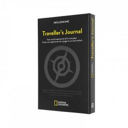 MOLESKINE Passion zápisník Travel National Geogr (náhled)