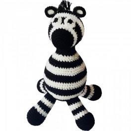 Háčkovaná zebra (náhled)