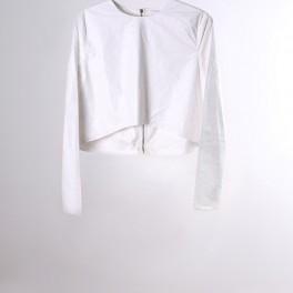 Bílý top (náhled)