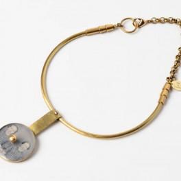 Zlatý náhrdelník (náhled)