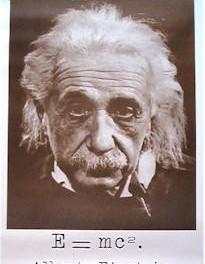Plakát Albert Einstein (náhled)