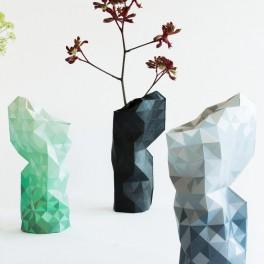Papírová váza (náhled)