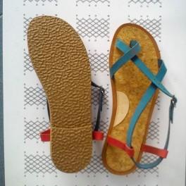 Exkluzivní sandálky (náhled)