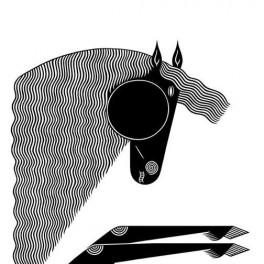Ilustrace Kůň (náhled)