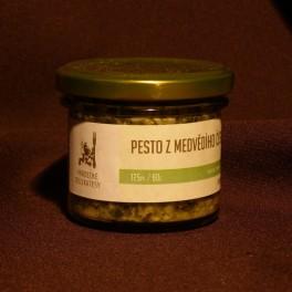 Česnekové pesto (náhled)