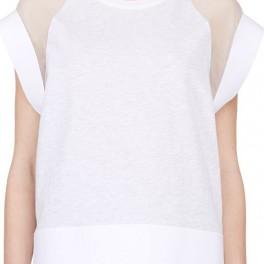 Bílé triko (náhled)